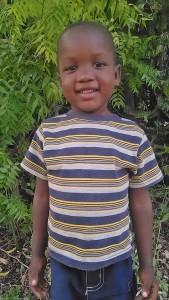 Carl Alberto Richard, aged 4