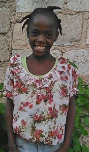 This is Cherlanda Pierre, aged 11