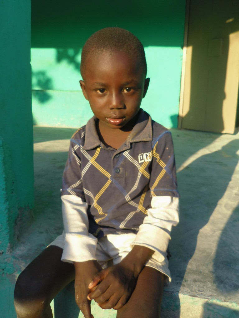 Berkendy has living relatives but they are unable to provide for him.