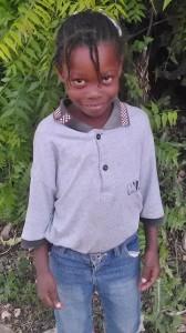 Joastania Pierre, aged, 6