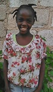 This is Cherlanda Pierre, aged 11